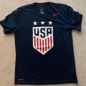 Nike USA national team t shirt